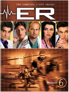 ER: The Complete Sixth Season
