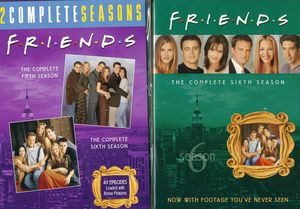 Friends: The Complete Fifth and Sixth Seasons