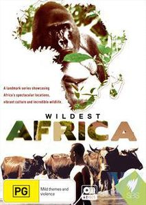 Wildest Africa [Import]