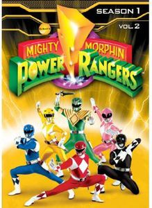 Mighty Morphin Power Rangers: Season 1 Volume 2