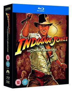Indiana Jones: Complete Adventures (1981) [Import]