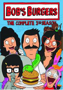 Bob's Burgers: The Complete 3rd Season