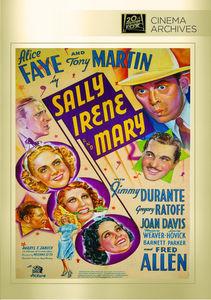 Sally, Irene, and Mary