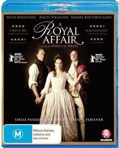 Royal Affair a [Import]