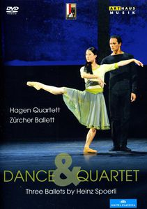 Dance & Quartet: Three Ballets