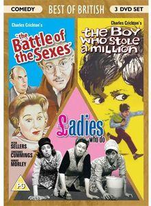 Best of British Classic Comedy Box Set [Import]