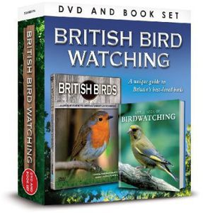 British Birdwatching (DVD & Book) [Import]