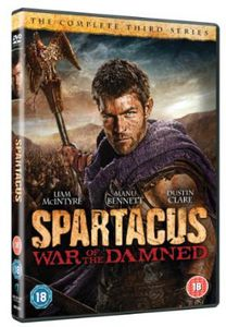 Spartacus: War of the Damned [Import]