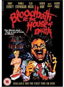Bloodbath at the House of Death [Import]