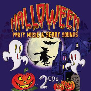 Halloween Party Music & Scary Sounds , United Studio Party Band