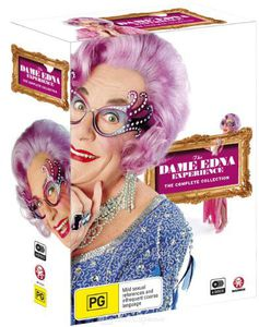 Dame Edna Experience-The Complete Collection [Import]