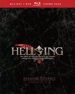 Hellsing Ultimate: Volume 9 & 10