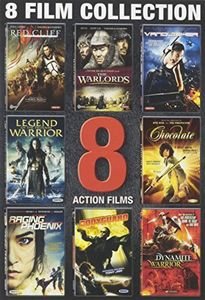 Action-8 Feature Film Collection
