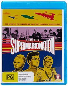 Filmed in Supermarionation (Blu-Ray) [Import]