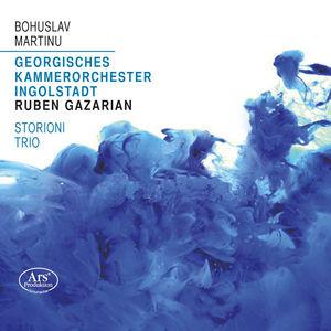 Martinu: Concertino - Concert pour Trio - Partita/ Suite No. 1