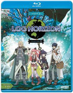 Log Horizon 2 Collection 1