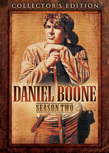 Daniel Boone: Season Two , Fess Parker