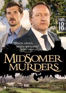Midsomer Murders: Series 18 , Neil Dudgeon