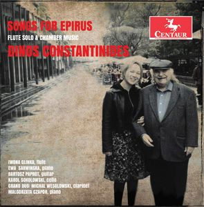 Dinos Constantinides: Songs for Epirus