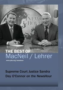 Supreme Court Justice Sandra Day O'Connor on the Newshour