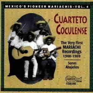 Very First Mariachi Recordings 1908 - Pioneer 4