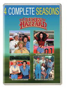 The Dukes Of Hazzard: Seasons 4-7