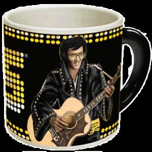Elvis Presley Timeless 10 Oz Coffee Mug