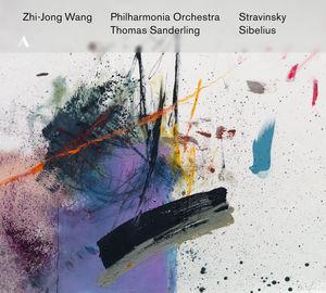 Sibelius & Stravinsky Violin Concertos