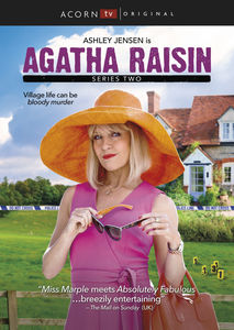 Agatha Raisin: Series 2 , Ashley Jensen