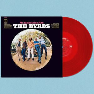 Mr.tambourine Man , The Byrds