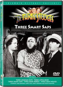 The Three Stooges: Three Smart Saps