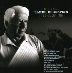 Essential Elmer Bernstein Film Music Coll (Original Soundtrack)