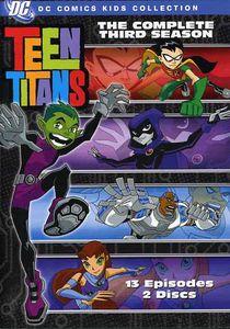 Teen Titans: The Complete Third Season