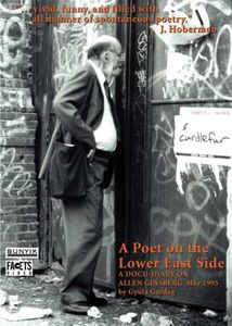 A Poet on the Lower East Side: A Docu-Diary on Allen Ginsberg