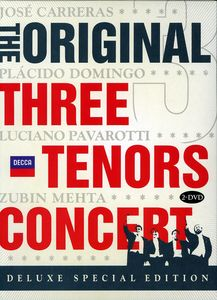 The Original Three Tenors in Concert