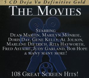 Movies: 108 Great Screen Hits [Import]