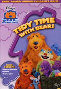 Bear in the Big Blue House: Tidy Time With Bear