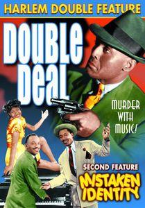 Harlem Double: Double Deal /  Mistaken Identity