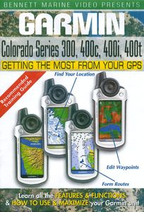 Garmin Colorado Series 300,400c,400i and 400t