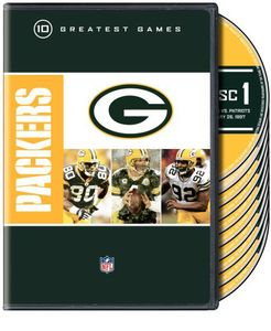 NFL Greatest Games: Green Bay Packers Greatest
