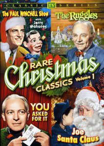 Rare Christmas TV Classics: Volume 1