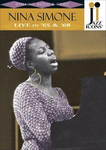 Jazz Icons: Nina Simone Live in 65 & 66
