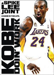 Kobe Doin Work: A Spike Lee Joint