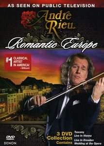 Romantic Europe [Import]