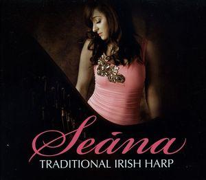 Traditional Irish Harp
