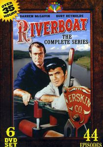 Riverboat: The Complete Series