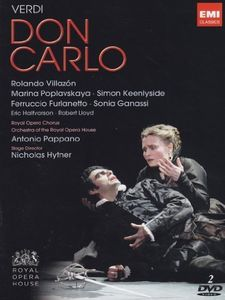 Don Carlo: Live From the Royal Opera House