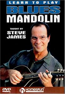 Learn to Play Blues Mandolin: Volume 1