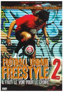 Vol. 2-Football Urbain Freestyle [Import]