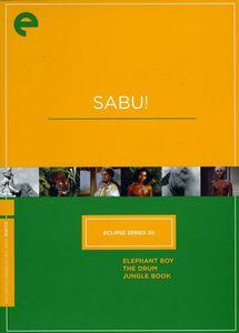 Sabu! (Criterion Collection - Eclipse Series 30)